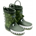 Chipmunks Darcy Green Wellingtons