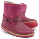 Bobux I-walk Quest Rose Pink Boots