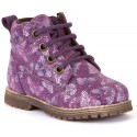 Froddo G2110076-2 Lilac Butterfly Boots