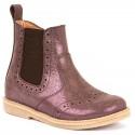 Froddo G3160100-8 Pink Chelsea Boots