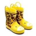 Chipmunks Gabe Yellow Wellingtons