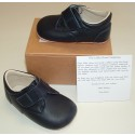 Ickle Shooz Navy Pram Shoes