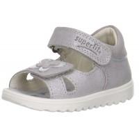 Superfit Lettie 015-16 Grey Sandals