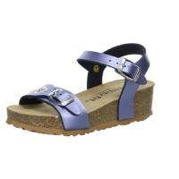 Superfit Tecno 120-93 Denim Blue Wedge Sandals