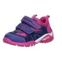 Superfit Sport 4 Mini 233-88 Blue Pink Trainers