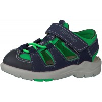 Ricosta Pepino Gery Navy Green Sandals