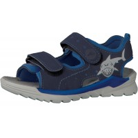 Ricosta Surf Nautic Blue Sandals