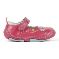 Hush Puppies Cub Pink Leather