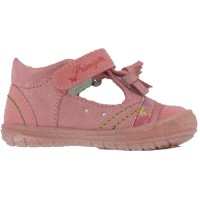 Primigi 1410311 Pink T-bar Shoes
