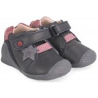 Biomecanics 181139 Navy Pink Boots