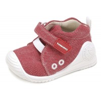 Biomecanics 182121 Red Canvas Shoes