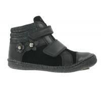Primigi Anne Black Ankle Boots