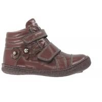 Primigi Anne Burgundy Patent Boots