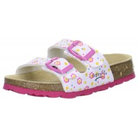 Superfit Tecno 111-51 White Pink Sandals