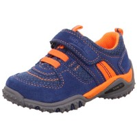 Superfit Sport 4 Mini 234-81 Blue Orange Trainers