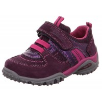 Superfit Sport 4 Mini 234-90 Purple Trainers
