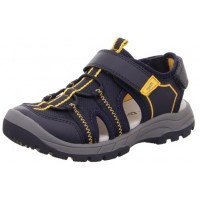 Superfit Tornado 9025-81 Blue Yellow Sandals