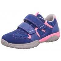 Superfit Storm 9380-83 Blue Rose Trainers