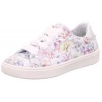 Superfit Heaven 9488-11 White Print Shoes