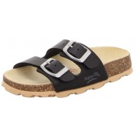 Superfit Tecno 111-00 Black Sandals