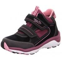 Superfit Sport 5 9239-02 Black Pink Gore-tex Boots