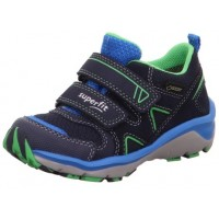 Superfit Sport 5 9240-80 Navy Gore-Tex Trainers