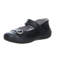 Superfit Victoria 8108-01 Black School Shoes
