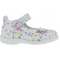 Primigi 3402144 White Print Shoes