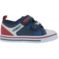 Primigi 3445455 Blue Canvas Shoes