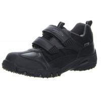 Superfit Joe 8361-01 Black Gore-Tex School Shoes
