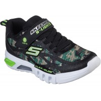 Skechers Flex Glow Camo Trainers
