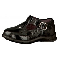 Ricosta Winsy Black Patent Shoes