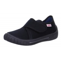 Superfit Bill 8271-01 Black Velcro Plimsolls