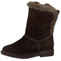 Ricosta Fiona Cafe Brown Waterproof boots
