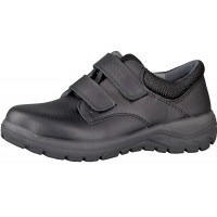 Ricosta Jack Black Leather School Shoes