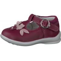 Ricosta Pepino Winsy Fuchsia Pink T-bar Shoes