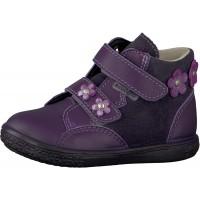 Ricosta Pepino Abby Lavender Waterproof Boots