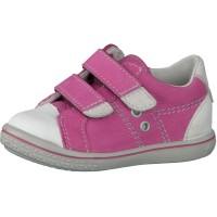 Ricosta Pepino Nipy Peony Pink White Shoes