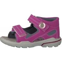 Ricosta Pepino Manti Candy Pink Sandals