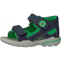 Ricosta Pepino Manti Blue Green Sandals