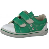 Ricosta Pepino Nipy Green White Shoes