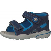 Ricosta Pepino Manti Blue Sandals