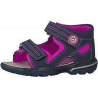 Ricosta Pepino Manti Navy Pink Sandals