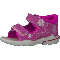 Ricosta Pepino Kittie Candy Pink Sandals