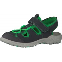 Ricosta Gerald Grey Green Sandals