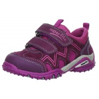 Superfit Sport 4 Mini 233-41 Purple Trainers