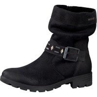 Ricosta Rena Black Waterproof Boots