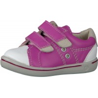 Ricosta Pepino Nippy Rose Pink White Shoes