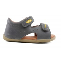 Bobux Step Up Tiny Trekker Grey Sandals
