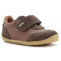 Bobux Step Up Vintage Voyager Chocolate Shoes